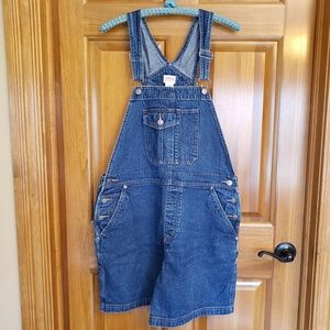 VINTAGE Cherokee overalls shorts Large plus